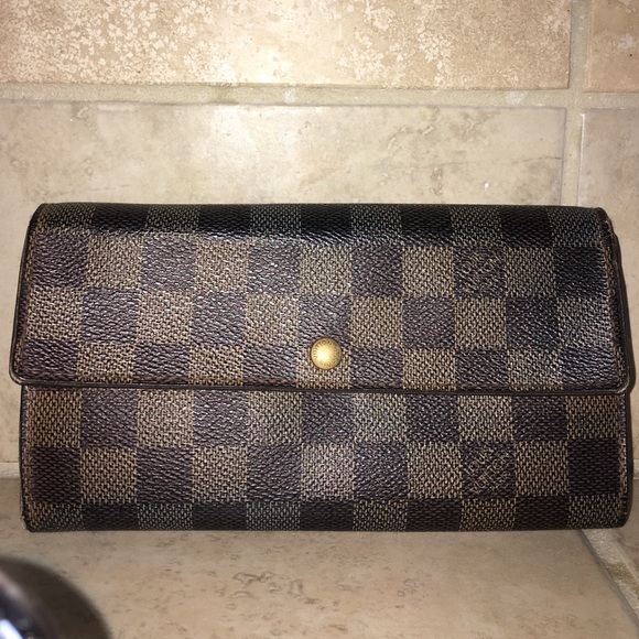 18deee0a1 Louis Vuitton Bags | Paris Made In Spain Wallet | Poshmark