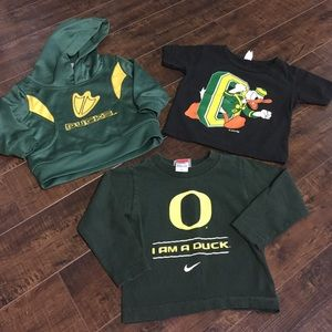 Other - University of Oregon Kids Tops