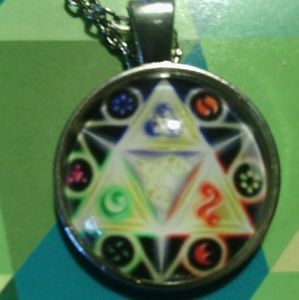 Jewelry - The Legend of Zelda Triforce Necklace