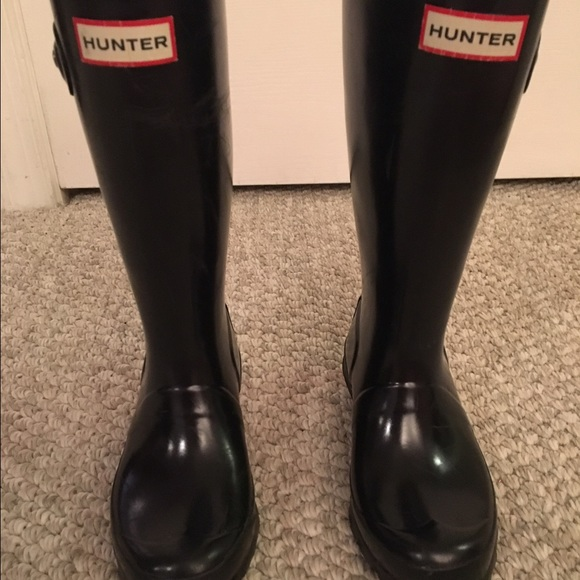 50% off Hunter Shoes - Girls size 1 Hunter Rain Boots from Jenn's ...