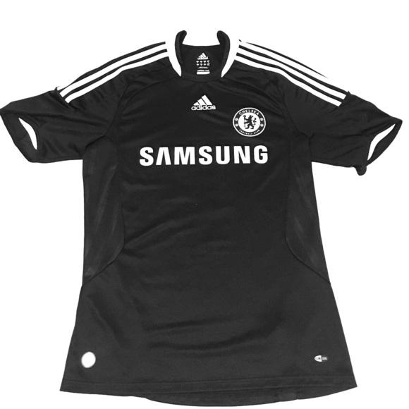 e78842f773199 Adidas Shirts | Drogba Chelsea Soccer Jersey Size M | Poshmark