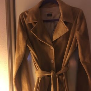 Light belted jacket