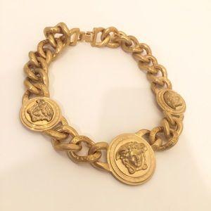 3f2e0aa5baa0 Versace Jewelry - VERSACE NECKLACE