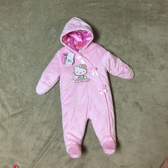 36a5f0f88 Hello Kitty Jackets & Coats | Baby Girl Winter Suit 36 Months Nwt ...