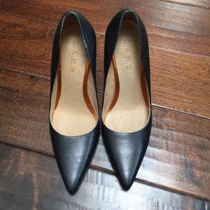 L.A.M.B. Shoes - L.A.M.B black heels