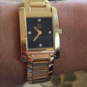 Jewelry - ESQ Ladies watch