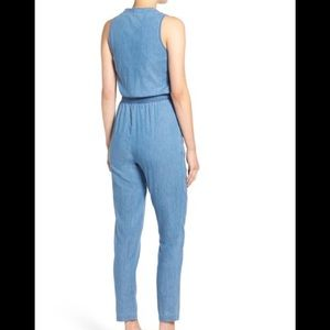 5dc074ad6903 Mimi Chica Jeans - Mimi Chica Denim Jumpsuit. Brand New.
