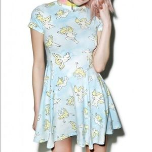 Joyrich Dresses & Skirts - 🆕 Joyrich risen sky skater dress