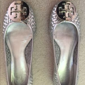Tory Burch authentic ballet flats