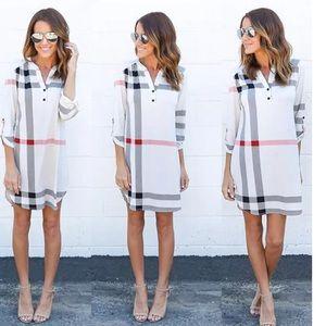 Dresses & Skirts - 😍😍SUNDAY SALE😍😍 Gorgeous  plaid shirt dress