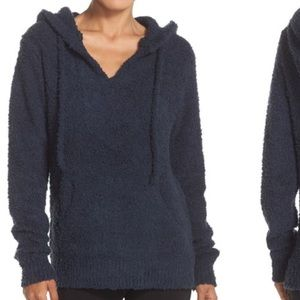 Barefoot Dreams Tops - Barefoot dreams Cozy Chic Baha Lounge Hoodie