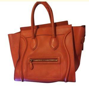 Celine Handbags - Celine luggage bag