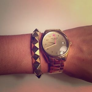 Bauble Bar studded bracelet