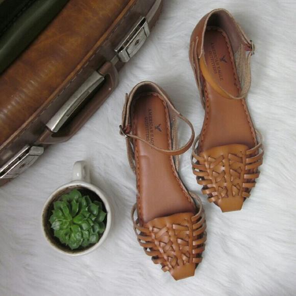 Aeo Huarache Woven Sandal