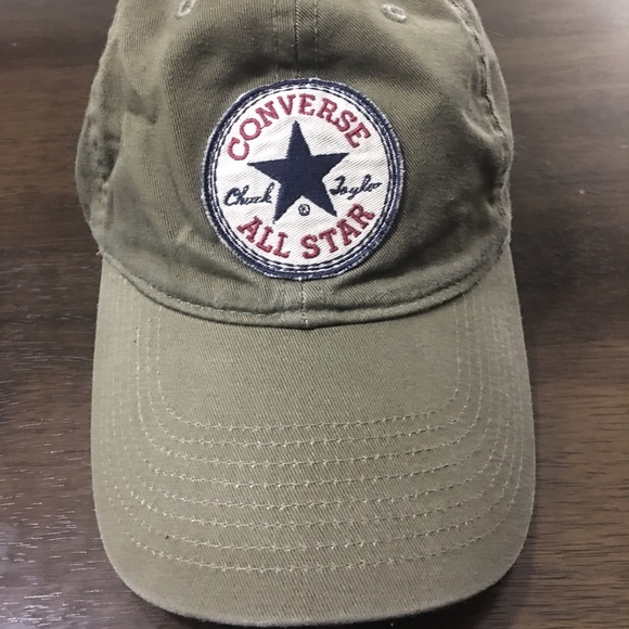 Converse Other - Converse All star chuck Taylor fitted style cap e1c1e7ae486