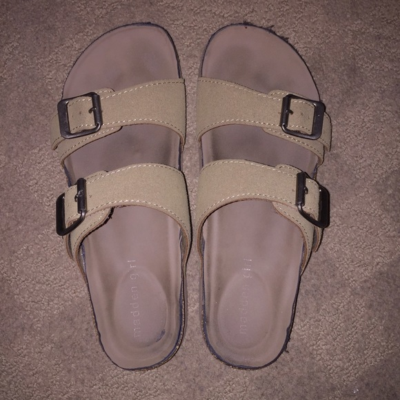 9d57fb98a01b Birkenstock Shoes - Madden Girl