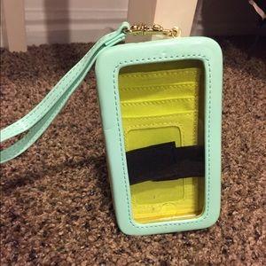 iPhone 5 case/clutch