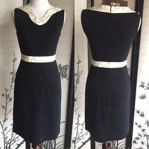 Ports 1961 Dresses & Skirts - Vintage PORTS dress, unique neck design, size 2