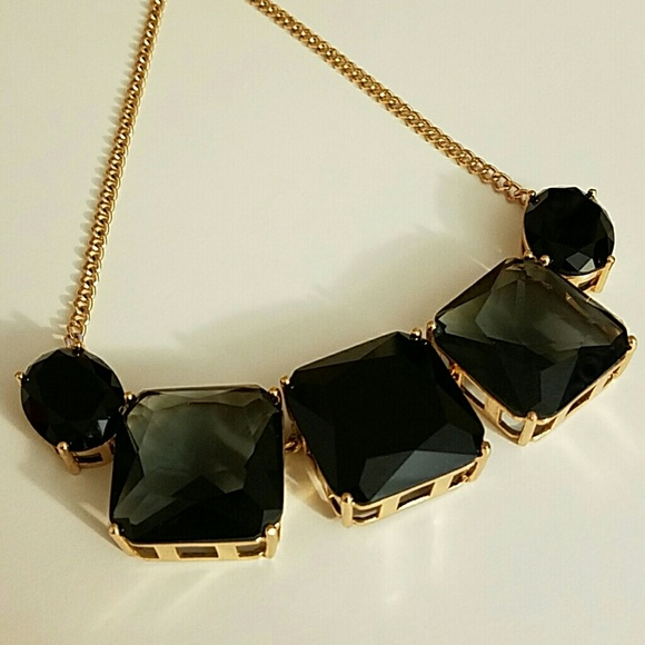 f2b5577e10 Jules Smith Jewelry | Large Jewel Necklace | Poshmark