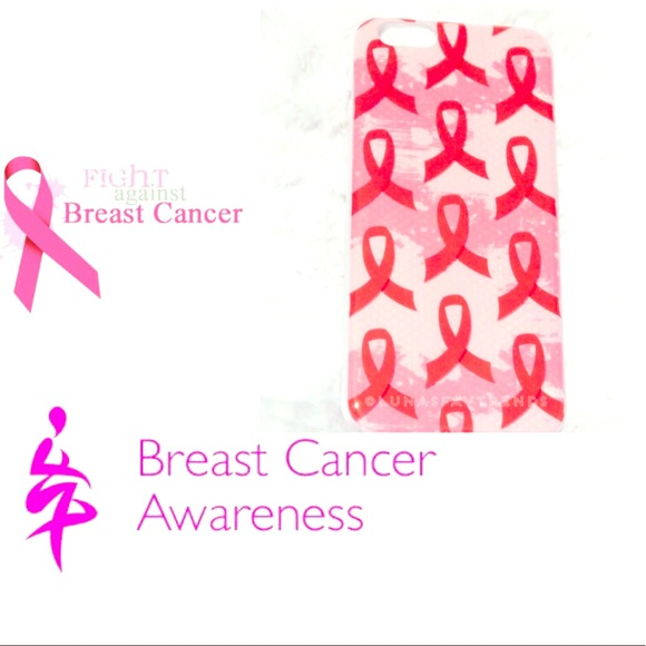 Breast cancer awareness cell phone