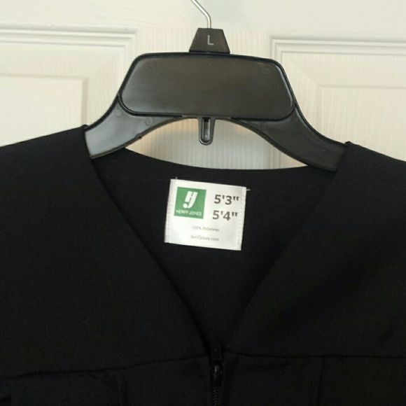 herff jones Accessories | Black Graduation Gown | Poshmark