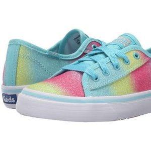 8b92770af87 Keds  Double Up  Glitter Sneaker sugar dip