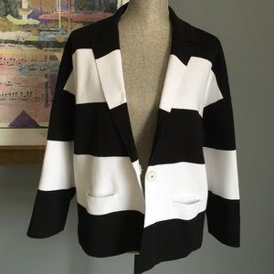Anne Klein Jackets & Blazers - Anne Klein Sturdy Cotton Fashion Blazer ( XL )
