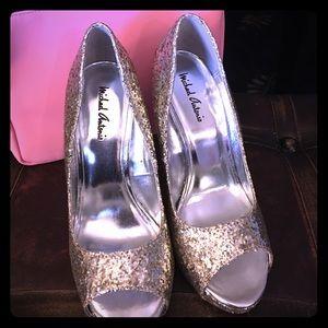Michael Antonio Silver, Glitter Heels