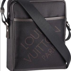 Louis Vuitton Other - Louis Vuitton  canvas messenger NEW UNISEX