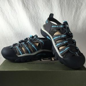 Keen Shoes - NEW KEEN Newport H2 Hiking sandal US 5 Raven/Capri