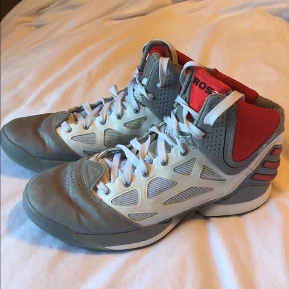 Adidas Adidas Adidas Shoes Mens Adipure Derrick Rose Basketball Poshmark 5cae9a
