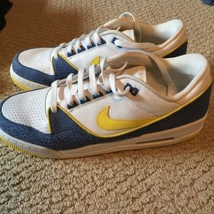 Nike Other - Men's Nike Air Sneakers, Size 13. Worn once!!!