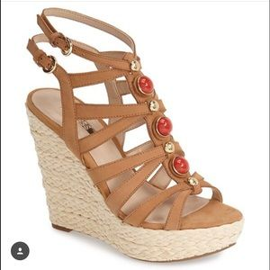 Guess Shoes - Guess Wedge Sandals