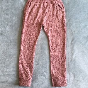 Scotch R'Belle Other - Girls Scotch R'Belle Rose/Red Jacquard Pants, 8