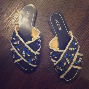 J. Crew Shoes - JCrew Jewel Sandal...