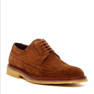 To Boot Other - To Boot New York 'Spencer' Suede Wingtip Derby
