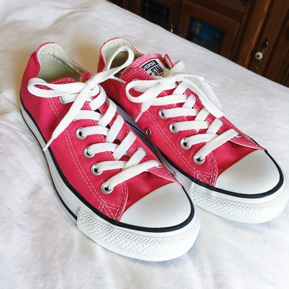 966fcb9f8948 Converse Shoes - Pink Converse Chuck Taylor All Star Low Top