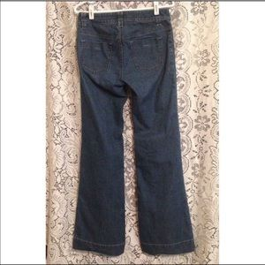 Banana Republic Jeans - Banana Republic Urban Flared Leg Jean 4
