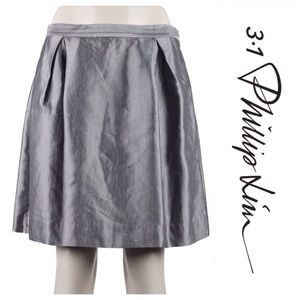 3.1 Phillip Lim Silver Skirt ($35)