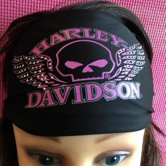 Harley-Davidson Accessories - Harley Davidson headband db289bd8dc5