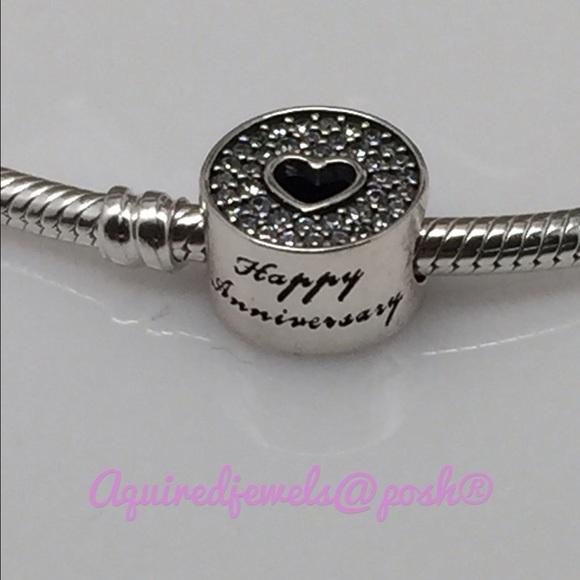 22 pandora jewelry new pandora happy anniversary