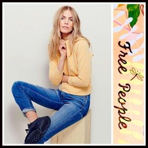 Free People Tops - ❗1-HOUR SALE❗FREE PEOPLE PULLOVER