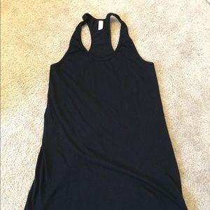 American Apparel Tank Dress