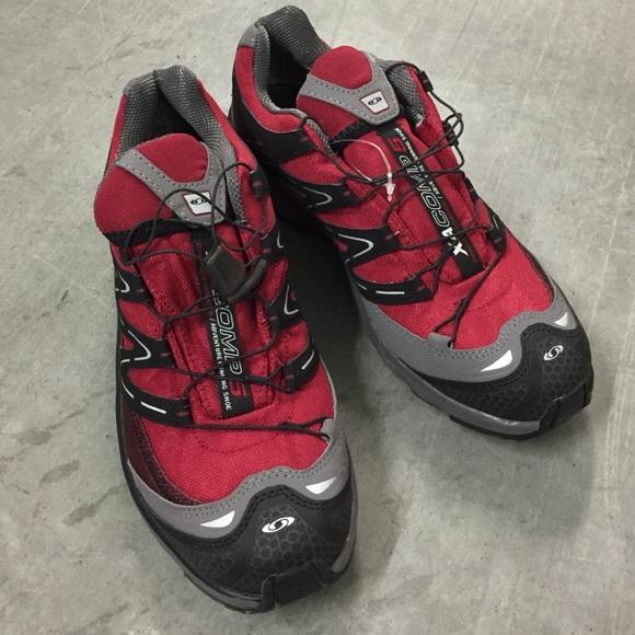 Salomon XA Comp 5 GTX Trail Running Shoes NWT