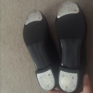 Capezio Shoes - Tap shoes used one dance season still good shape