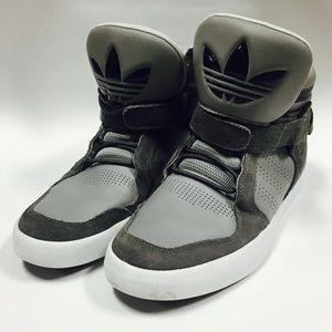 Men's Adidas high tops