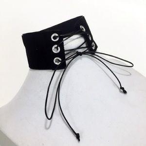 ⬛️Lace up Choker Black - 3 LEFT⬛️