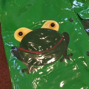Kidorable Other - Kidorable Frog Raincoat