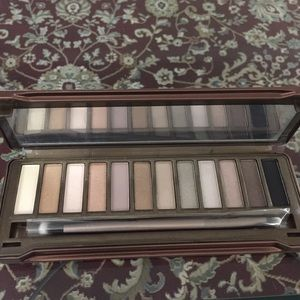 Other - Nude collection - eyeshadow palette