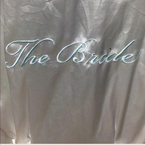 Macy's Other - Gorgeous bride robe!l wedding
